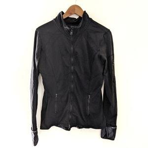 Kirkland Full Zip Running Jacket Black Size Medium